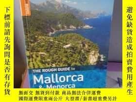 二手書博民逛書店實物拍照;The罕見Rough Guide to Mallorca & MenorcaY15389 Phil