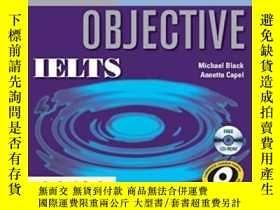 二手書博民逛書店Objective罕見Ielts Advanced Student s Book With Cd-romY25
