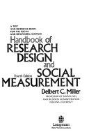 二手書 Handbook of Research Design and Social Measurement: A Text and Reference Book for the Social an R2Y 0582283264