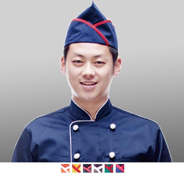 晶輝專業團體制服*CH118*日式料理廚師帽子 酒店餐廳男女服務員工作帽壽司帽船帽可刺繡