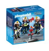 PLAYMOBIL 消防隊員