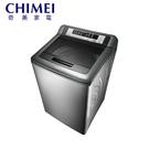 [CHIMEI 奇美]13公斤 定頻內外不鏽鋼洗衣機 WS-P1388S 贈飛利浦情調燈 款式採隨機出貨