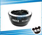 黑熊館 美科MK-C-AF4 Canon EOS M3 自動對焦 轉接環EOS EF EF-S轉 EOS-M 機身