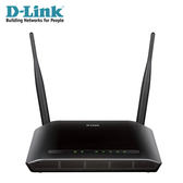 D-Link 友訊 DIR-612 Wireless N300 無線寬頻路由器【加贈手機防水袋】