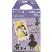 FUJIFILM  Instax Mini 拍立得底片 愛麗絲夢遊仙境 Alice 底片  mini 90/8/7s/25/50/SP1