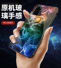 Galaxy S20+保護套玻璃 三星S20 Ultra手機殼個性時尚簡約SamSung S20手機套 三星S20防摔保護殼