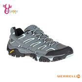 MERRELL登山鞋 女 GTX防水速乾 避震黃金大底 兩棲 戶外登山運動鞋 ML06036 H8320#藍色◆OSOME奧森鞋業