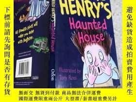 二手書博民逛書店HORRID罕見HENRY S HAUNTED HOUSE:可怕的亨利的鬼屋Y200392