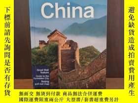 二手書博民逛書店Lonely罕見Planet China (Travel Gui