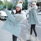 修身顯瘦棉服女生外套 派克服棉襖女士外套 羽絨外套韓版外套 冬季加厚上衣 休閒夾克外套加絨