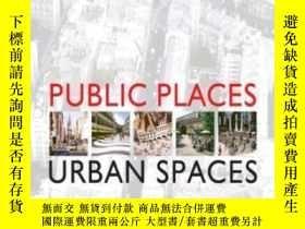 二手書博民逛書店Public罕見Places - Urban SpacesY256260 Matthew Carmona Ar