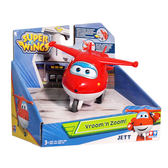☆愛兒麗☆Super Wings 超級遊俠-推推滑行-杰特AL33965
