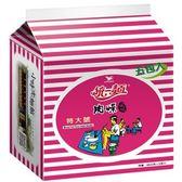 統一麵 肉燥風味 特大號 85g (5入)/袋
