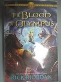 【書寶二手書T9/原文小說_KNG】The Heroes of Olympus, Book Five: The Bloo