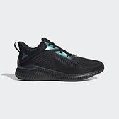 Adidas Alphabounce Ek [GY5404] 男女鞋 慢跑鞋 運動 休閒 緩震 透氣 包覆 愛迪達 黑