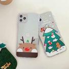 蘋果 iPhone11 Pro Max XR iPhoneXS Max iPhone7 iPhone8 麋鹿聖誕樹 手機殼