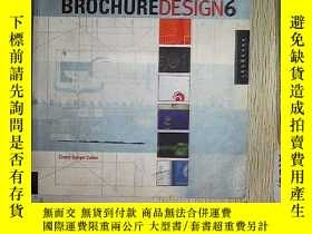 二手書博民逛書店THE罕見BEST OF BROCHURE DESIGN 6 (