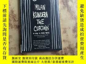 二手書博民逛書店The罕見Curtain: An Essay in Seven