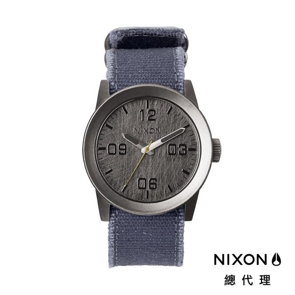【官方旗艦店】NIXON PRIVATE 型男熱銷款 牛仔灰 潮人裝備 潮人態度 禮物首選
