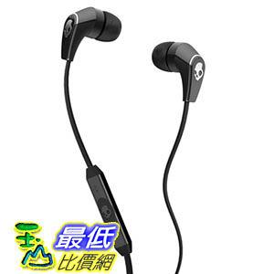 [104美國直購] Skullcandy 50/50 In-Line Microphone and Control Switch/Volume - Black S2FFFM256