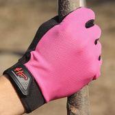戶外登山開車防滑運動騎行防曬防滑觸屏手套