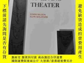 二手書博民逛書店Anthology罕見of living theater 12開