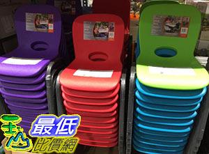 [COSCO代購] (單次運費限購一個) C904491 LIFETIME KIDS STACK CHAIR 兒童椅 可堆疊 長37x寬39x高60CM