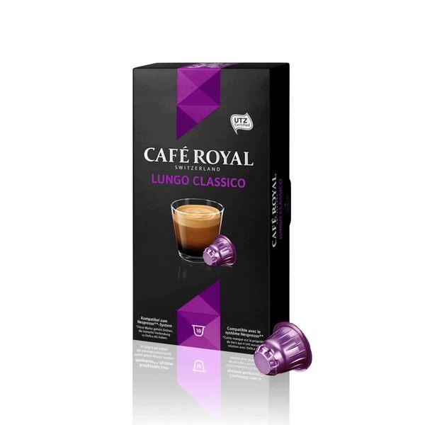 CR-NS06 Café Royal Lungo Classico 咖啡膠囊 ☕Nespresso機專用☕