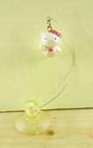 【震撼精品百貨】Hello Kitty 凱蒂貓~HELLO KITTY 車用吸盤吊飾-東京