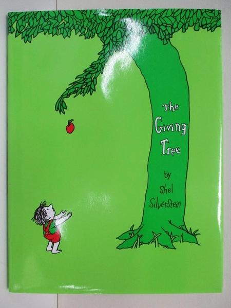 【書寶二手書T1/繪本_EMW】The Giving Tree_Silverstein