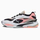 PUMA RS-Fast 女鞋 休閒 復古 緩震 網布 皮革 白 黑 粉【運動世界】38056206