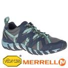 【MERRELL 美國】WATERPRO MAIPO 2女水陸兩棲鞋『鐵灰/深藍』19924 功能鞋.休閒鞋.健行鞋