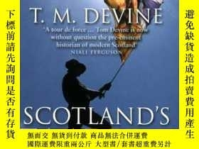 二手書博民逛書店Scotland s罕見Empire 1600-1815Y256260 T M Devine Penguin