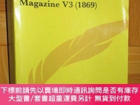 二手書博民逛書店The罕見Country Gentleman s Magazine V3 (1869) 【詳見圖】Y25535