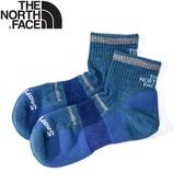 【The North Face SmartWool美麗諾羊毛中統襪《海軍藍/淺藍》】3CNO/羊毛襪/保暖襪