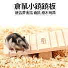 [寵樂子]《story》寵物鼠原木蹺蹺板...
