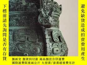 二手書博民逛書店【包罕見】Ancient Chinese Bronzes, Gi