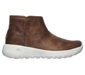 Skechers ON-THE- GO JOY [15504CSNT] 女鞋 運動 休閒 踝靴 皮革 彈性 輕量 咖啡