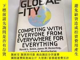 二手書博民逛書店GLOBALITY COMPETING罕見WITH EVERYO