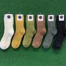 韓國東大門進口批發秋冬新品卡通棉襪學生可愛ins 女士中筒襪子潮