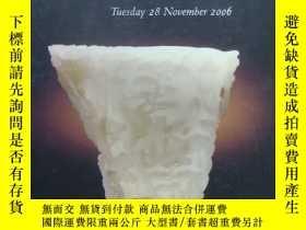 二手書博民逛書店【包罕見】 Important Chinese Jades Co