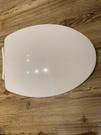 【麗室衛浴】客戶升級寄賣日本 TOTO TC 394 CVK-W  緩降馬桶蓋  通用品 顏色:白色