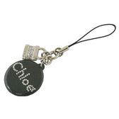 茱麗葉精品 全新精品 CHLOE 7HMS817H750 亮麗水鑽鎖頭手機吊飾