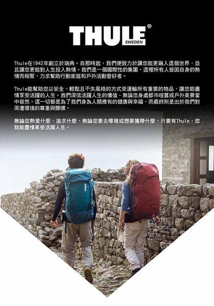 THULE 都樂-Vea Backpack 17L筆電後背包TVIP-115(忠欣公司貨)-黑