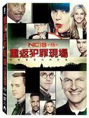 重返犯罪現場 第15季 DVD 免運 (購潮8)