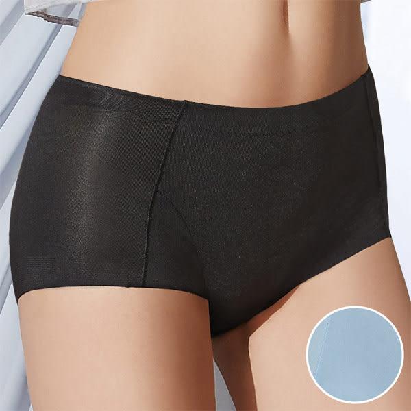 華歌爾-前腰修飾輕塑型64-82冰涼奇異褲(海洋藍) NE1342-D1
