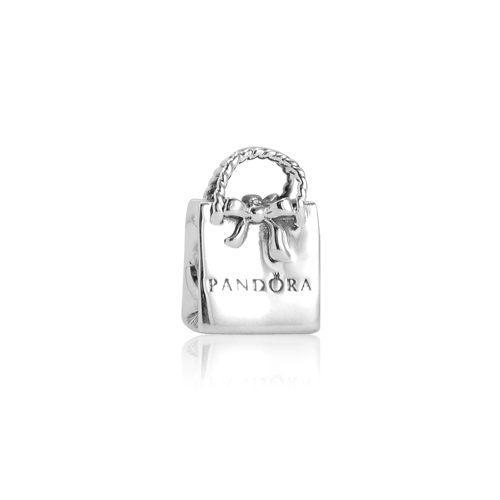 Pandora 潘朵拉丹麥時尚飾品 定情禮物袋 串珠墜飾 925純銀 手鍊手環 部落客 情人禮物