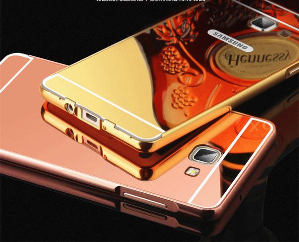 電鍍邊框+鏡面 SONY  Xperia M4 Aqua /Z5 Premium /Z5 Compact/z5mini手機殼 保護殼 手機邊框  金屬殼