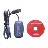 XBOX360無線手柄接收器 電腦PC接收器 WIN10