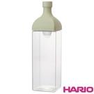 《HARIO》方形綠1200冷泡茶壺 KAB-120-SG 1200ml